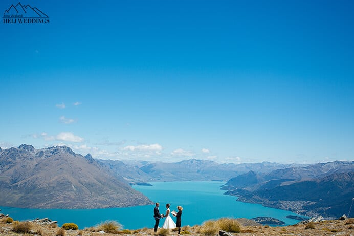 The Remarkables Queenstown,Destination Heli Wedding Queenstown, The Remarkables, Heli Wedding Ceremony Queenstown