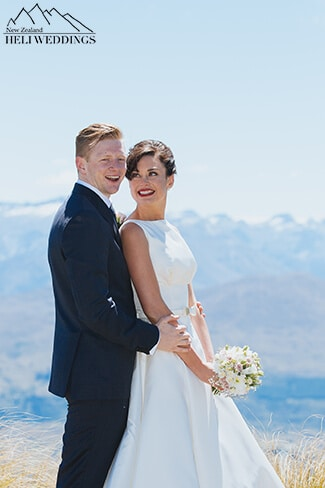 Destination Wedding Queenstown, Wedding Photography Queenstown, The remarkables