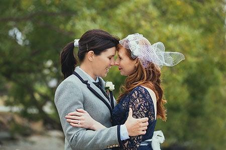 Same sex wedding Queenstown,destination wedding testimonials