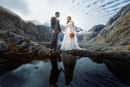 Lake Erskine Wedding,destination wedding testimonials