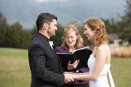 Destination wedding Queenstown
