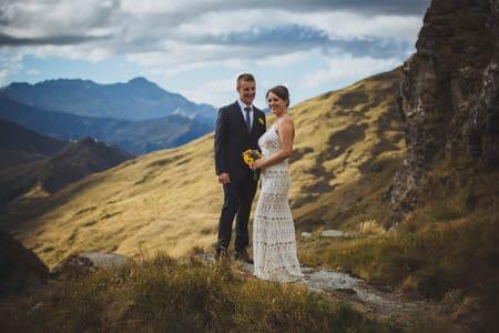 coronet peak wedding