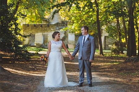 queenstown wedding, thurlby domain