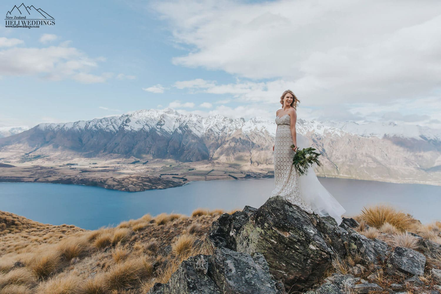 Queenstown Winter Wedding,Queenstown Wedding package with helicopter
