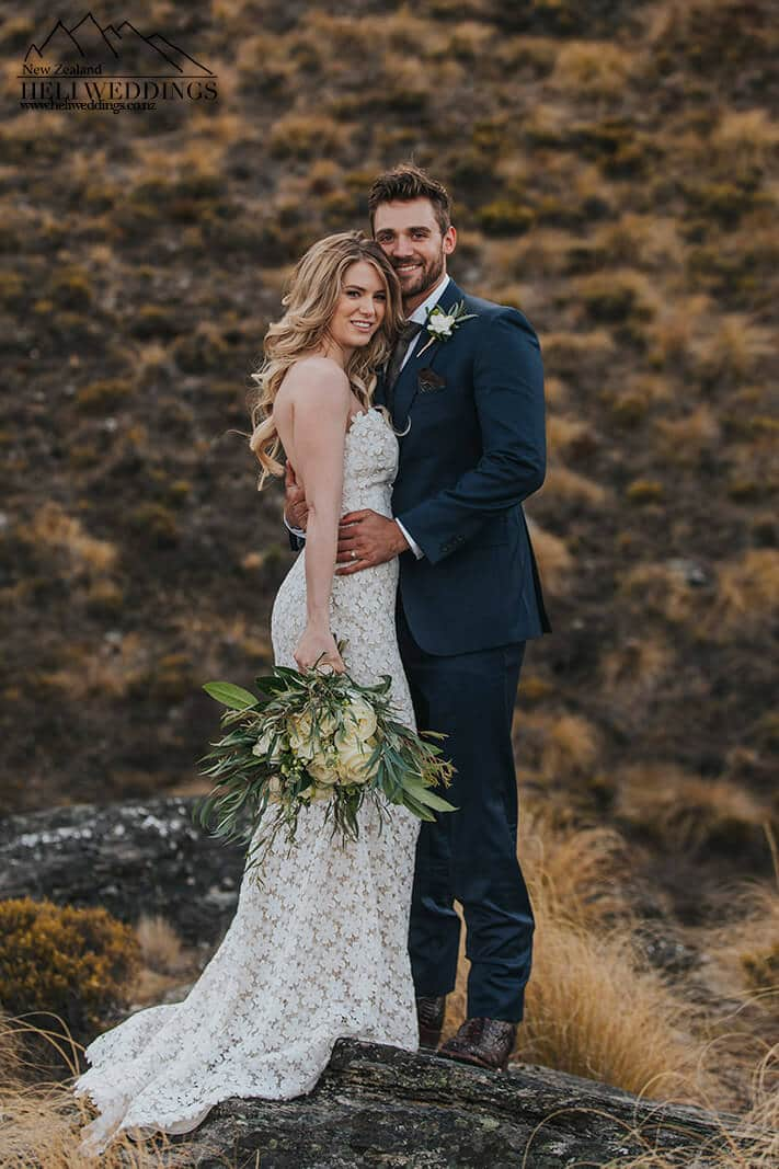 Queenstown Winter Wedding,Mountain Wedding photography New Zealand