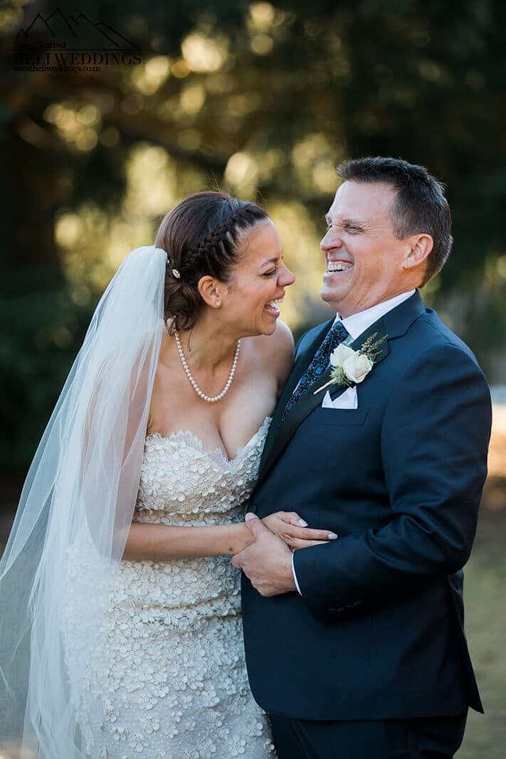 Elopement wedding New Zealand