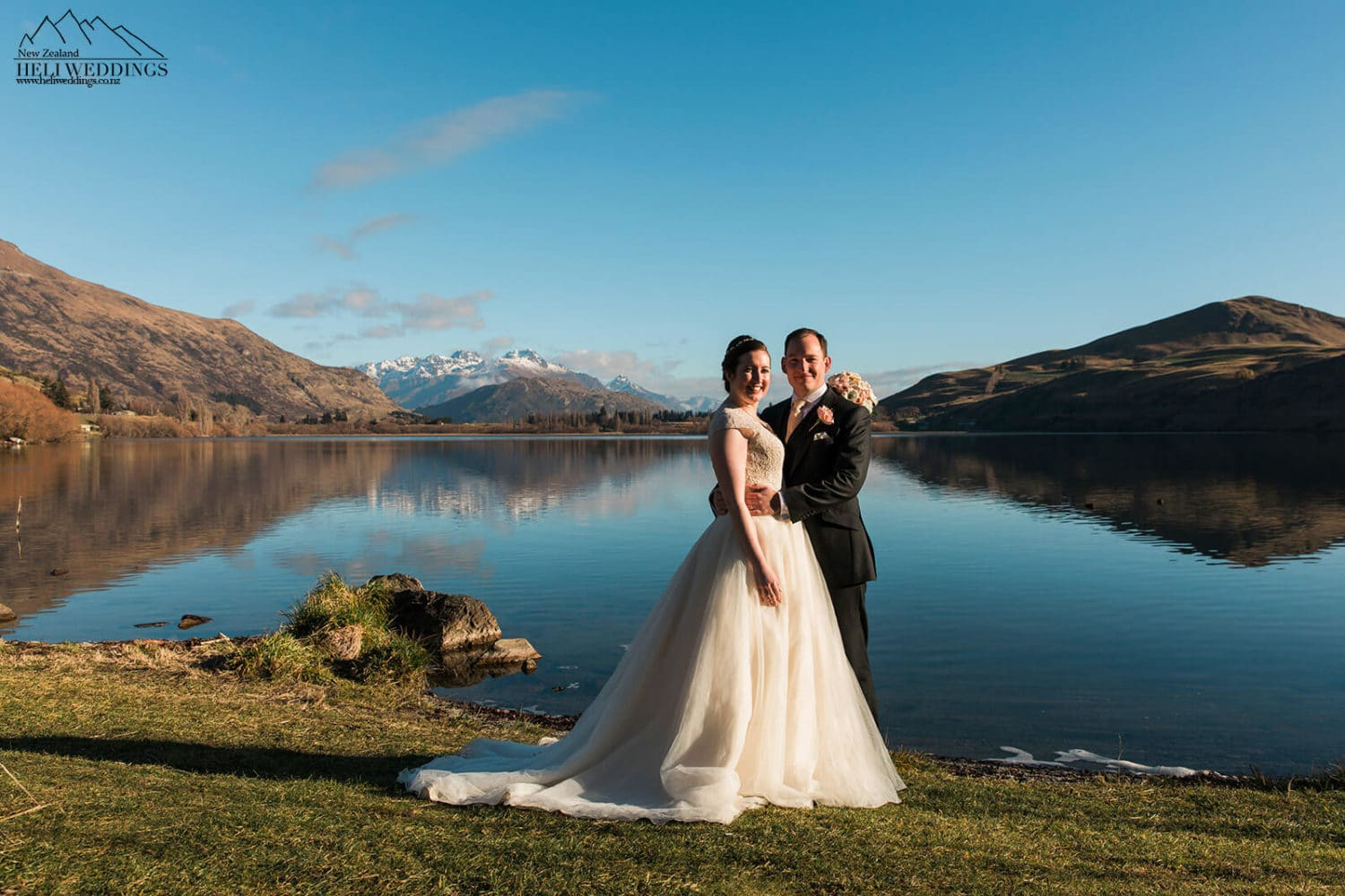 Elopement wedding Queenstown