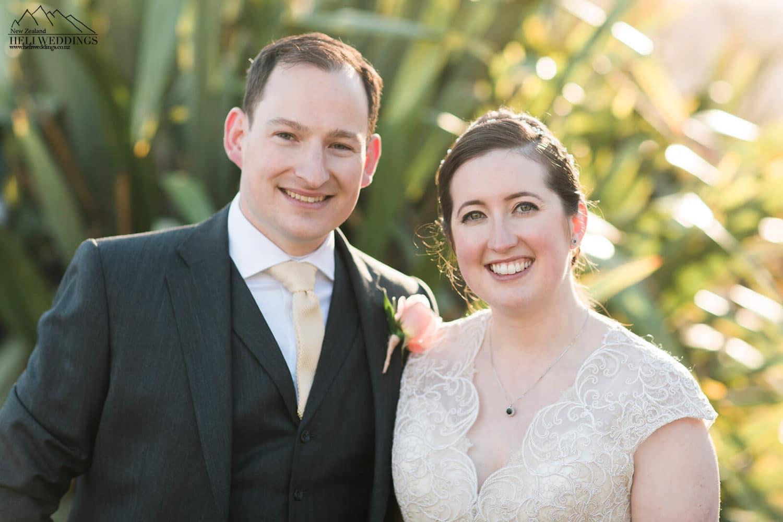 Elopement wedding Queenstown