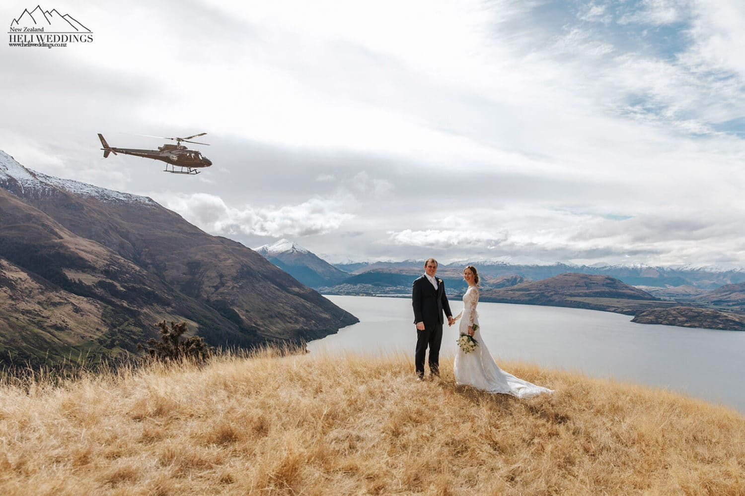 Bayonet Peak Heli Wedding Queenstown
