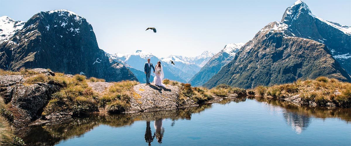 Milford sounds Wedding package New Zealand
