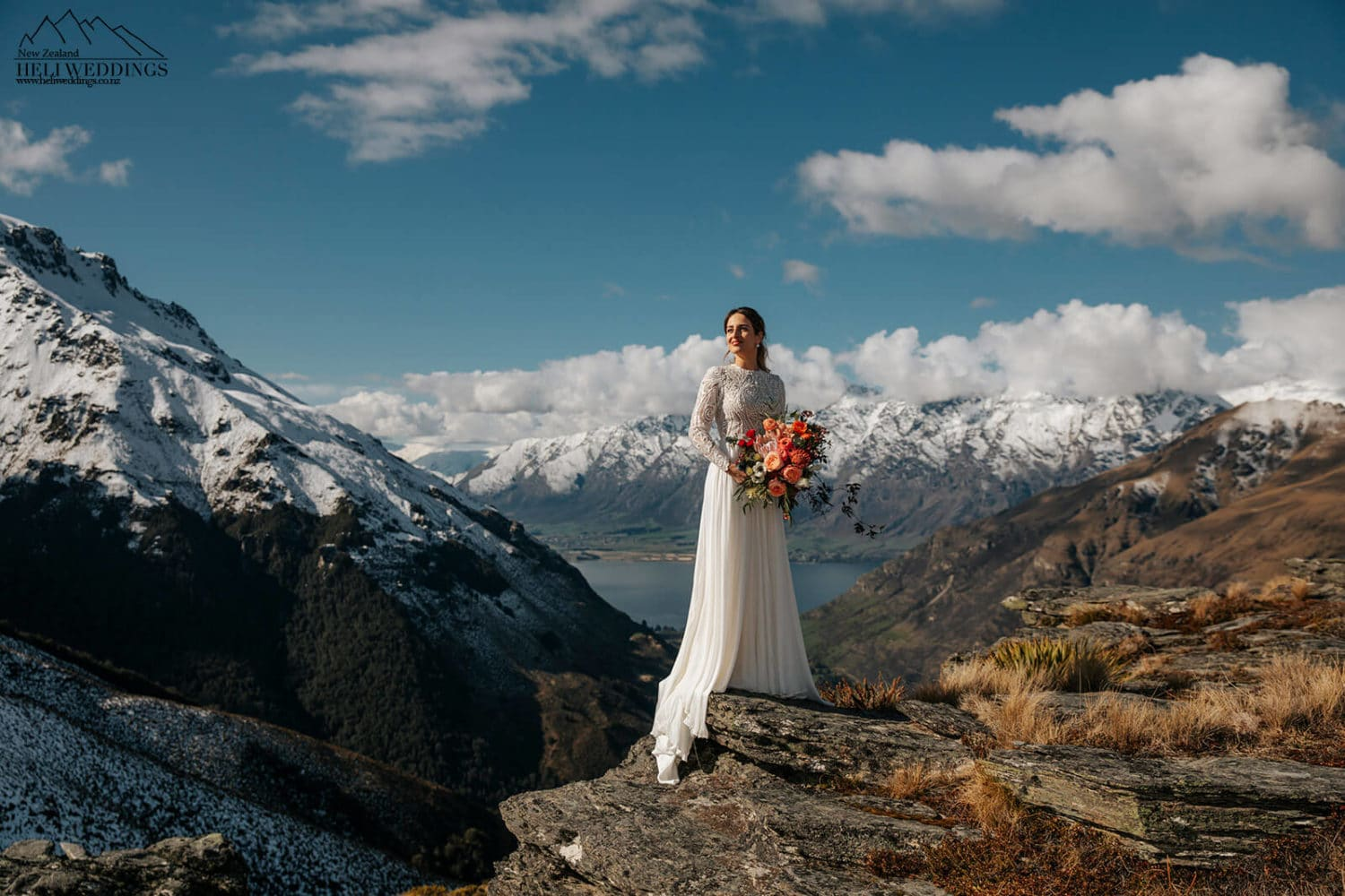Mountain wedding in Queenstown