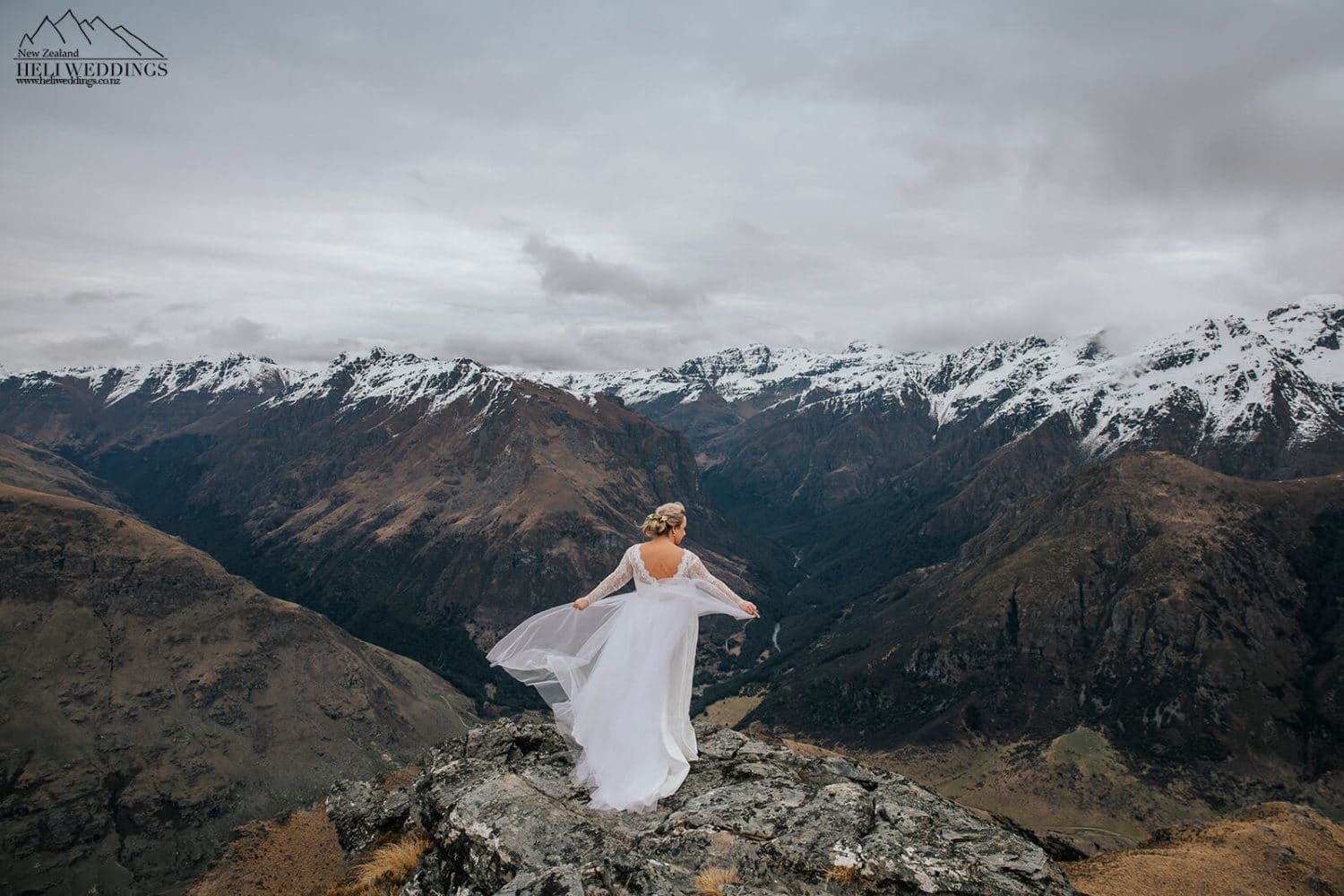 Elopement Wedding Package in Queenstown New Zealand