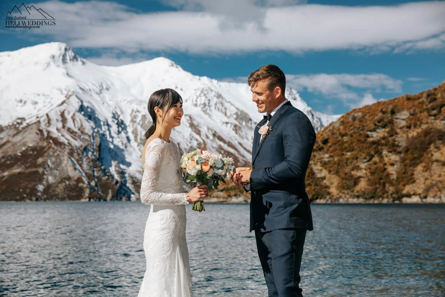 Lochnagar Wedding Ceremony Photos Queenstown