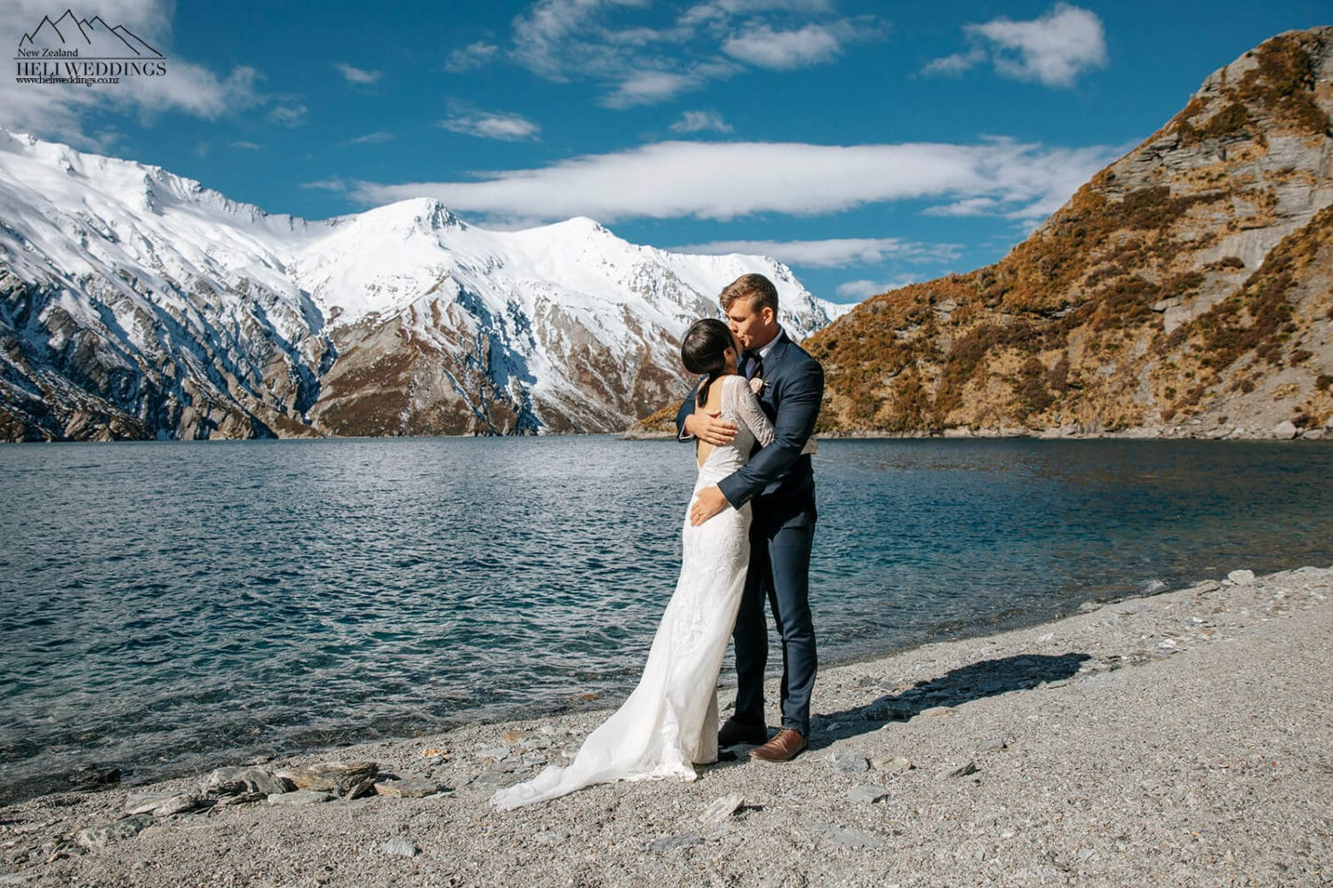 Lochnagar Wedding Photos Queenstown