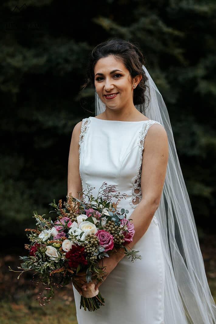 bride in Queenstown
