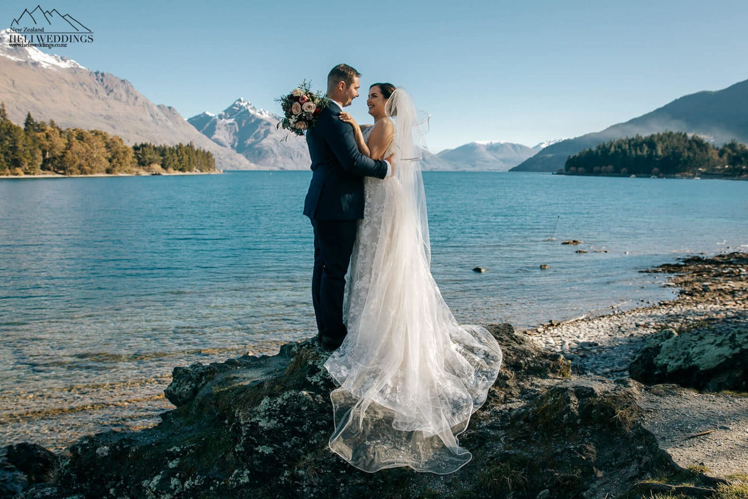 Destination Wedding in Queenstown