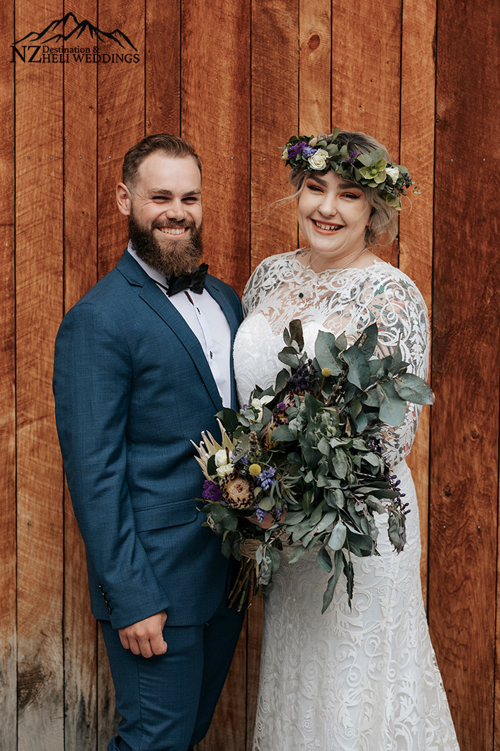 Queenstwown Elopement Wedding