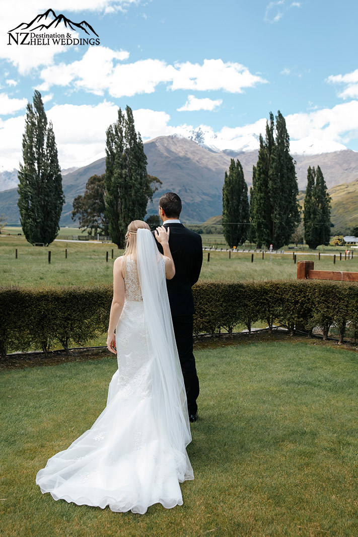 First look at Helicopter hangar in Wanaka