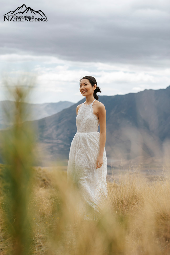 New Zealand Elopement Wedding in Queenstown