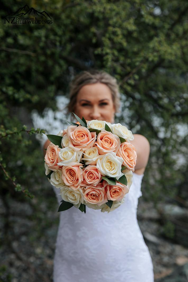 Small Queenstown Wedding
