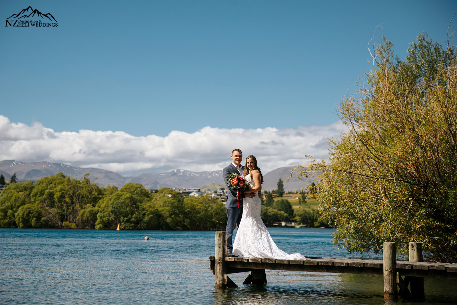 Queenstown Elopement wedding Hilton