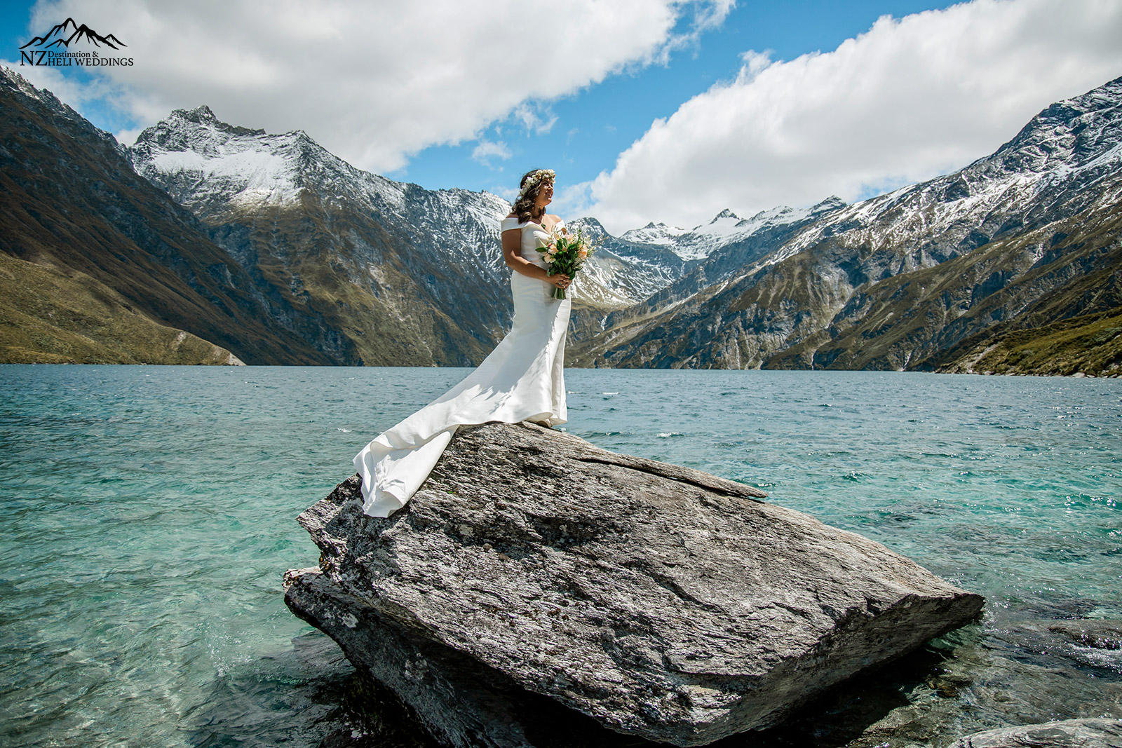 Mountain Wedding at Lake Lochnagar