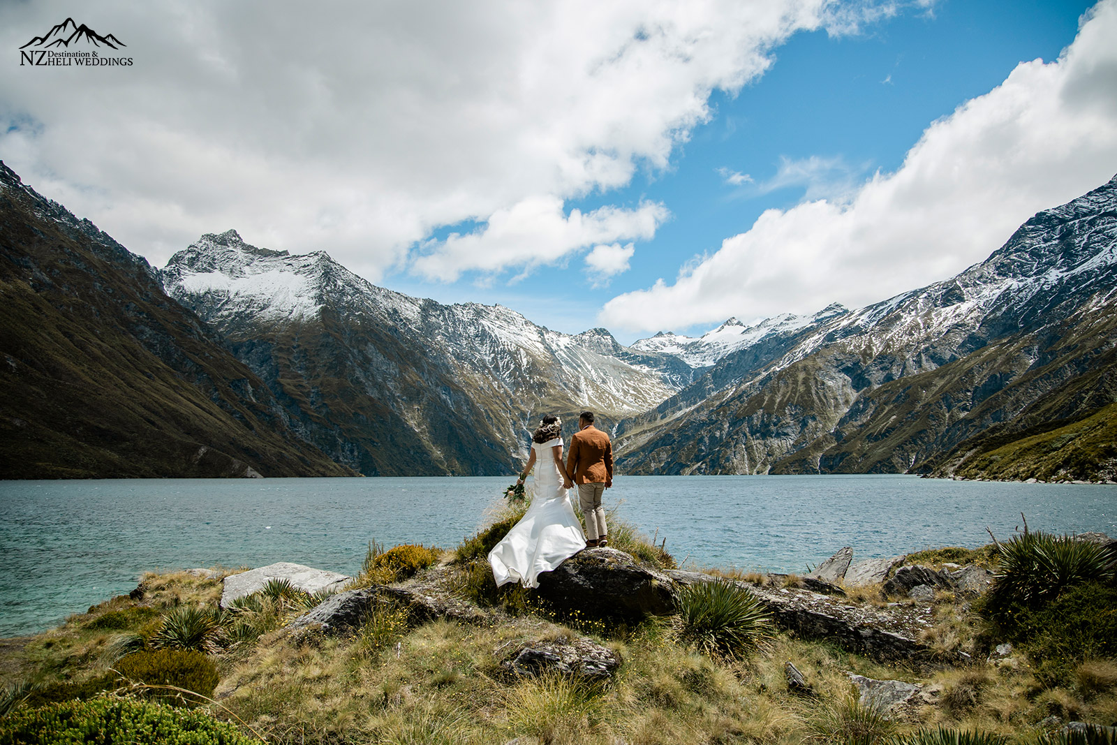 Lake Lochnagar Wedding New Zealand