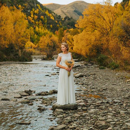 Autumn Wedding Season