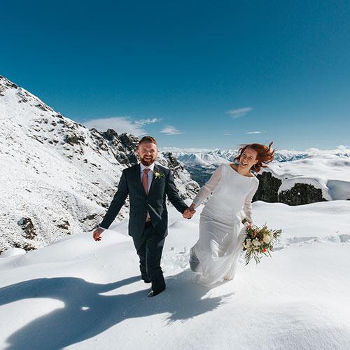 Winter Wedding Season