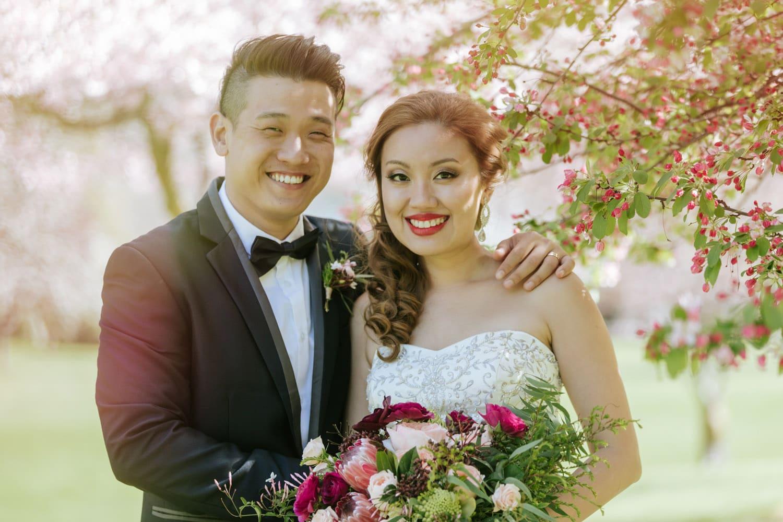 Spring Wedding Queenstown