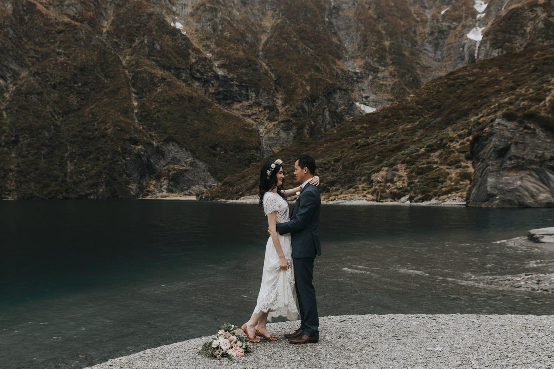 Spring Wedding at Lochnagar Queenstown