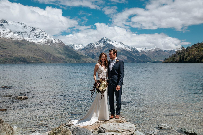 Spring Wedding in Queenstown NZ