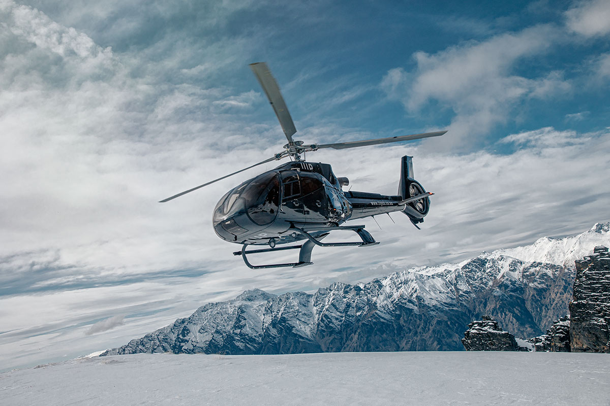 Heli Weddings Eurocopter EC 130 B4