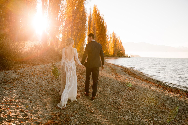 Autumn Wedding in Queenstown