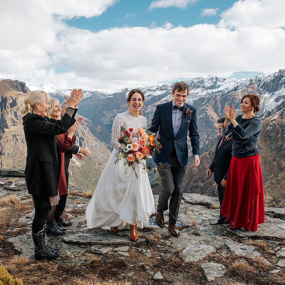 Intimate weddings in Queenstwon
