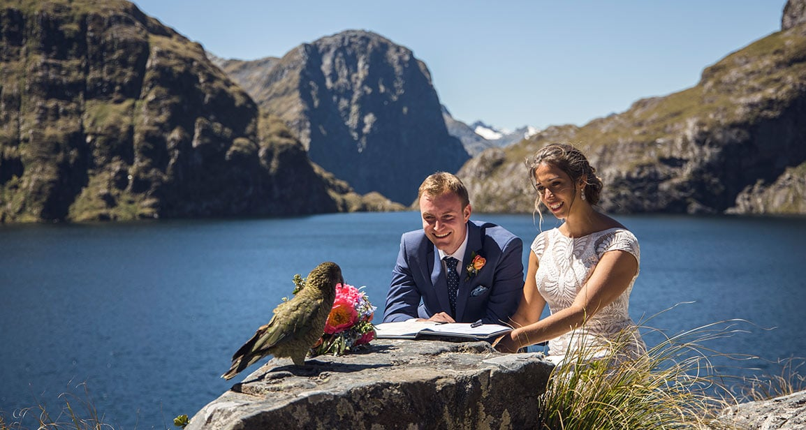 The Majestic Heli Wedding Package Queenstown