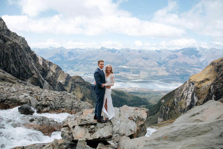 Ocean Explorer Wedding package in New Zealand