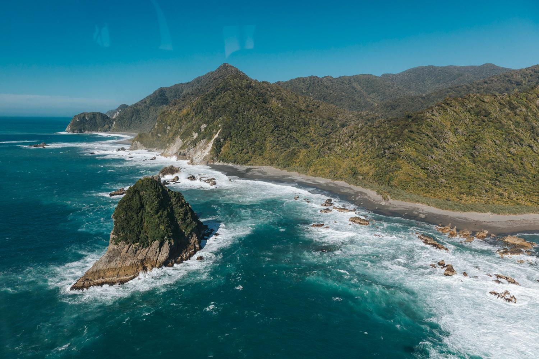 Glacier burnOcean Explorer Wedding package in New Zealand