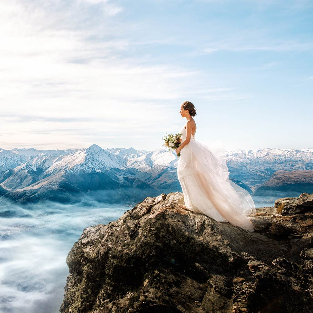 Wedding Packages on The Ledge in Queenstown