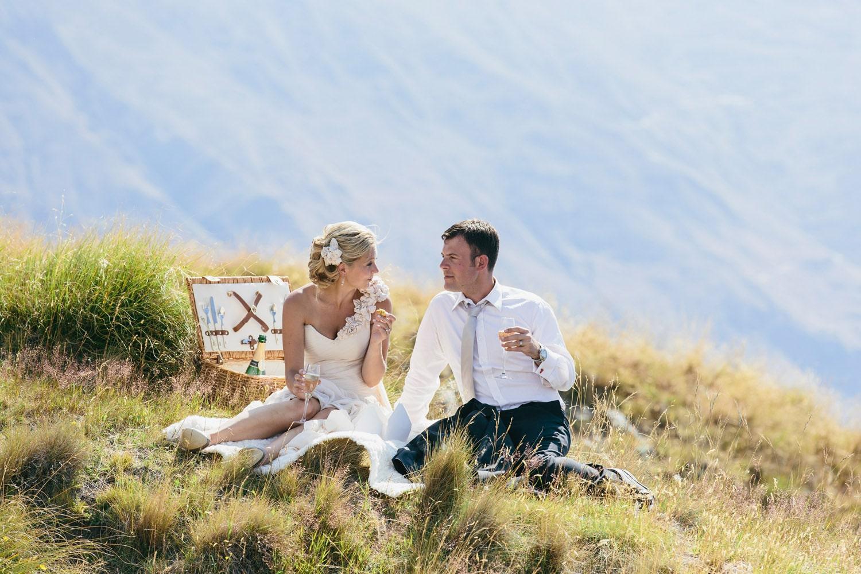 The Ultimate Heli Wedding Package Queenstown