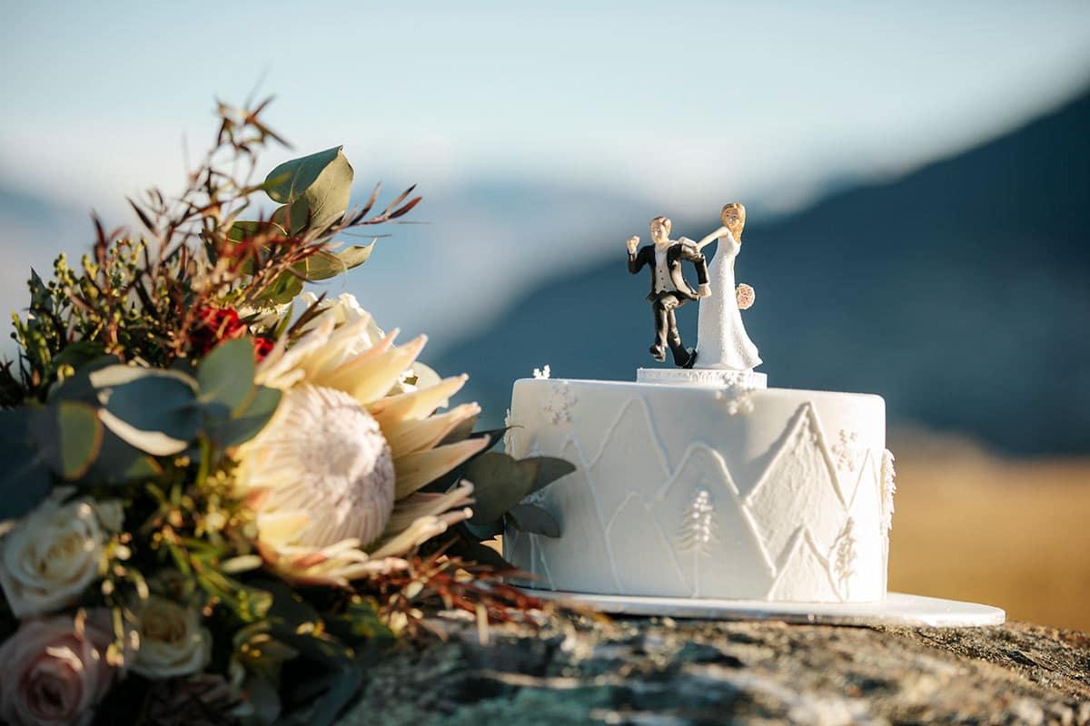 Wedding Cakes Queenstown